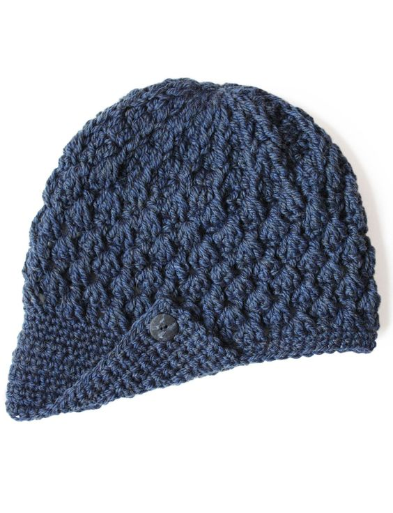 Yarnspirations.com - Patons To the Peak Hat - Patterns ...