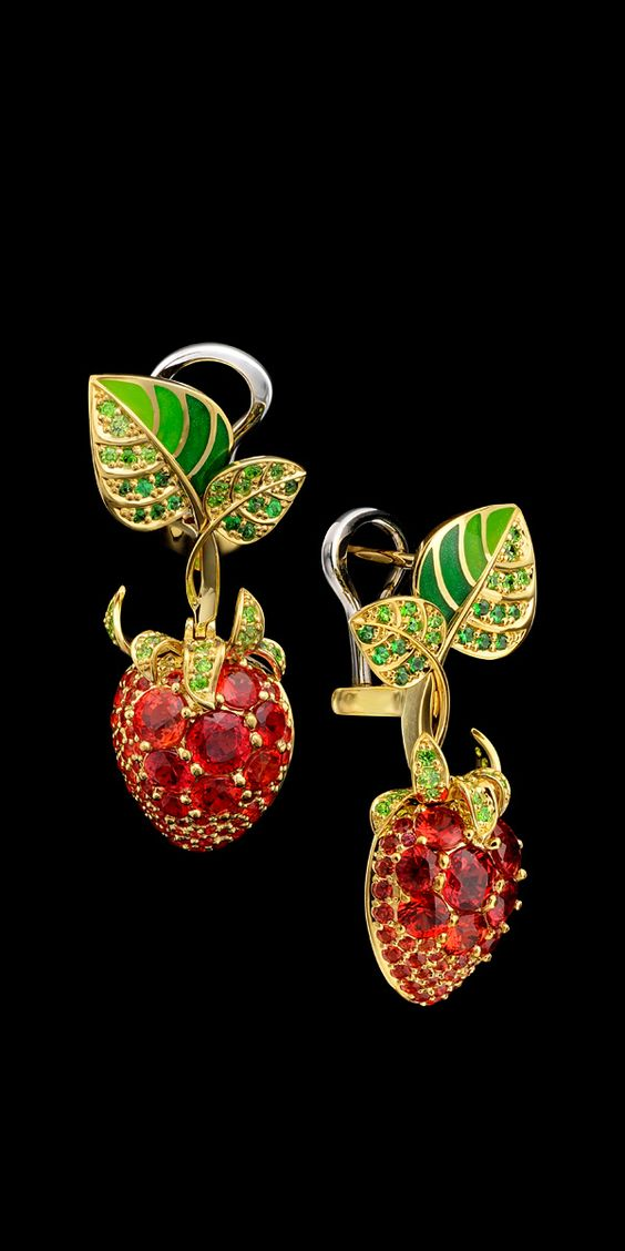 Master Exclusive Jewellery - Collection - Fruits and berries: