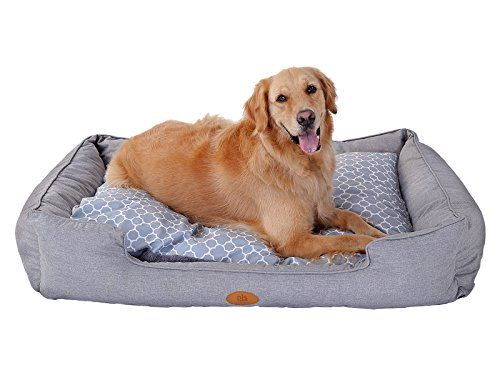 110 00 Click On The Image For Additional Details This Is An Affiliate Link Dogbeds Washable Dog Bed Dog Bed Large Cat Bed