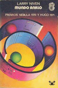 Martínez Roca, Super Ficción (1ª época) número 15, 1976.  Ringworld, Larry Niven. Cubierta, de Salinas Blanch.