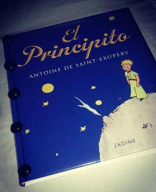 El principito, edición de lujo. Antoine de Saint-Exúpery