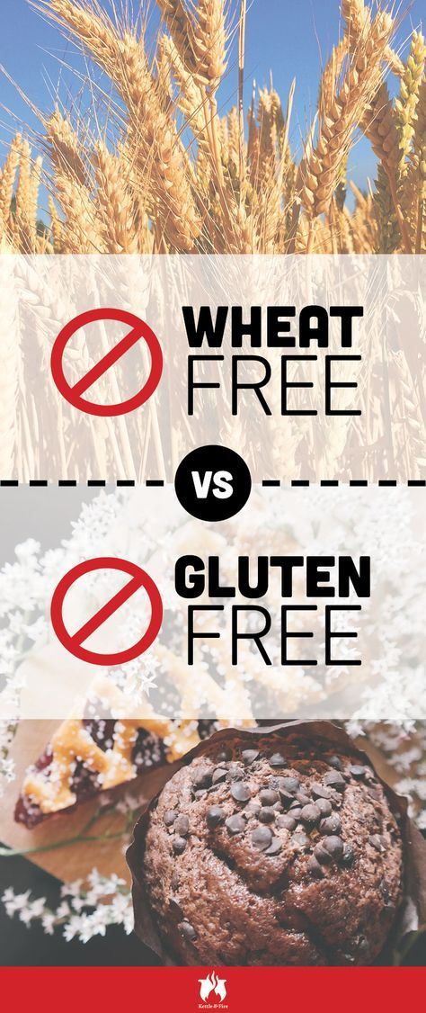 Gluten-Free vs Wheat-Free: What's The Difference?