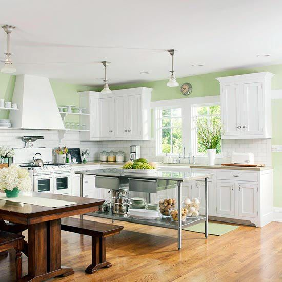 Connected To The Kitchen Dining Rooms And Eating Area Designs