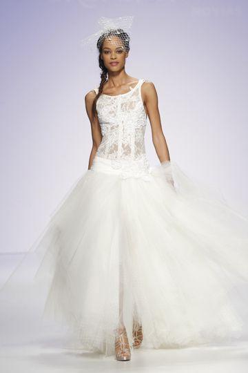 Los vestidos de novia de Jordi Dalmau foto 07...