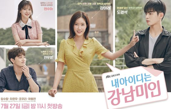 Phim Người Đẹp Gangnam