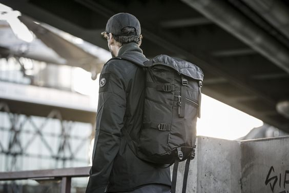 The Cora Classic Rucksack won me over with its simple and no-nonsense design. There's a large main compartment with a drawstring closure and adjustable hood