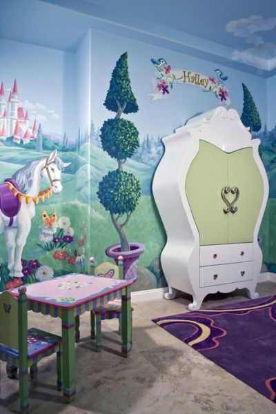 Fairy Themed Bedroom Decorations: Fairy Tales, Fairies And Little Girls On Pinterest