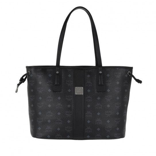 Entdecke MCM Liz Visetos Shopper Medium Black ❤ Schnelle Lieferung ✓ Rechnungs- oder Ratenkauf ✓ kostenloser Versand.