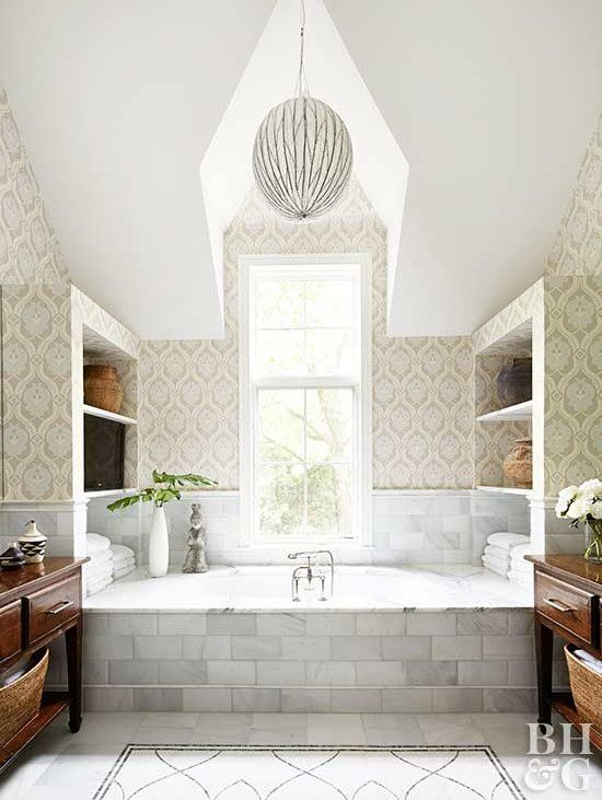 Neutral Color Bathroom Design Ideas Master Bathroom Eclectic Bathroom Bathroom Colors