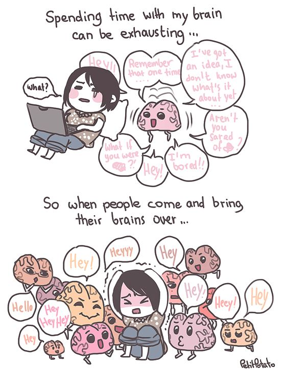 Introvert...