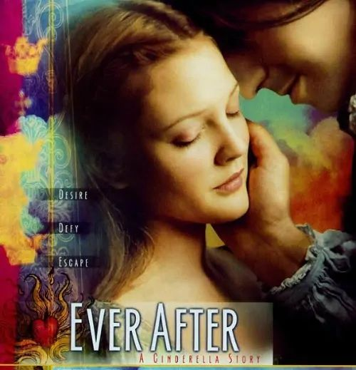 Movie Inspiration Ever After College Fashion A Cinderella Story Anjelica Huston Ever After