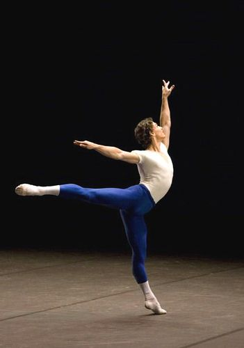 Male dancer foto 9