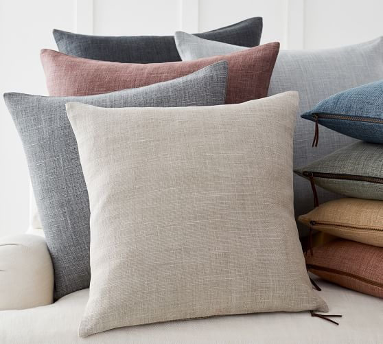 belgian linen pillow covers linen