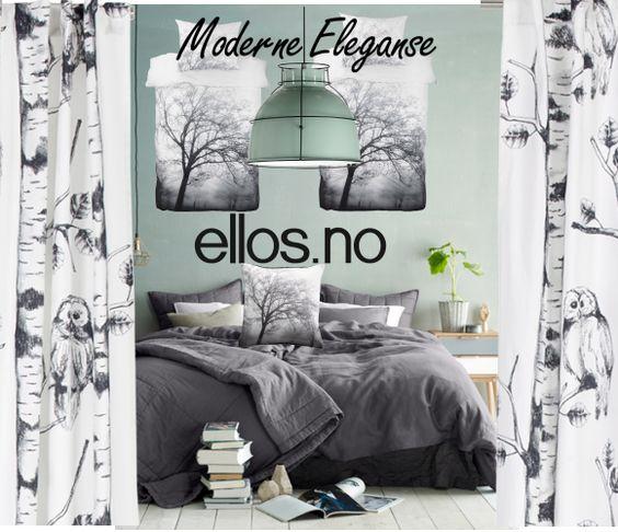 Her er mitt moodboard - jeg er med og konkurrerer om et produktutvalg fra Ellos hjemsortiment til en verdi av 1000,-