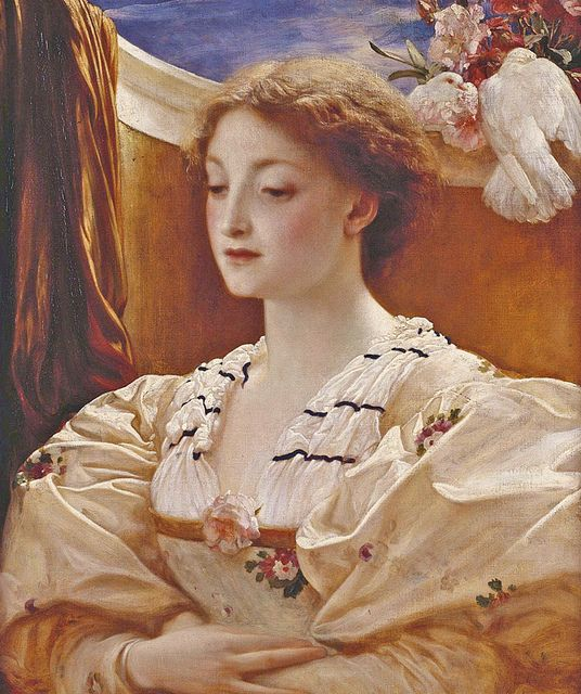 """Bianca"", Lord Frederick Leighton (1830-1896)"
