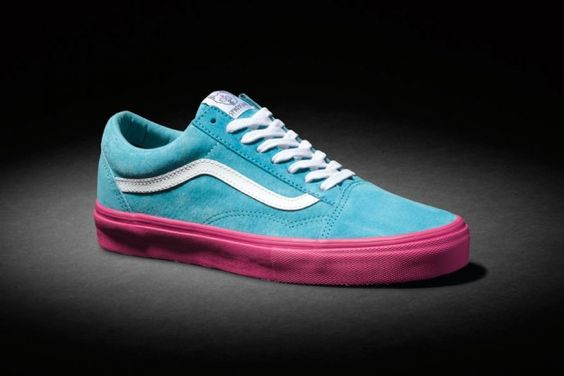 ODD FUTURE X VANS SYNDICATE – OLD SKOOL PRO S #Sneakers #Vans #Syndicate #OddFuture #OldSkoolProS #Collab