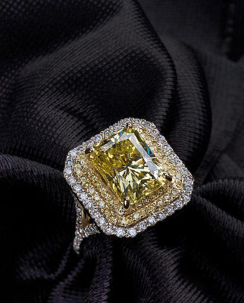 Yellow Diamond.  That makes me purr!