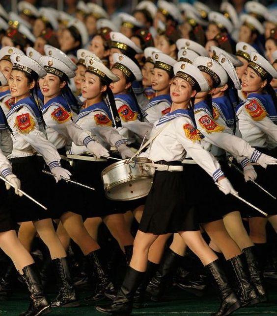 north korean: