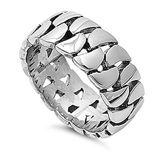 STR-0318 Stainless Steel 10mm Width Fashion band ring (11) Jinique http://www.amazon.com/dp/B00OVC2W4K/ref=cm_sw_r_pi_dp_wCTewb0F8XW2B