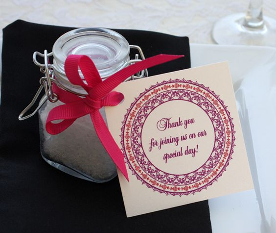 Wedding Favor Tags Messages : ... messages thank you tags thank you notes wedding favor ideas wedding