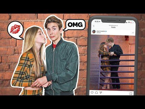 Recreating Famous Tiktok Couples Photos Challenge Who S The Better Couple Sawyer Sharbino Youtube Best Couple Couple Photos Photo Challenge