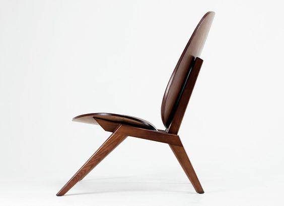Lounge Chair by Minwoo Lee