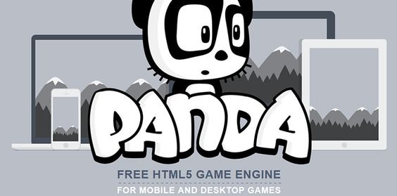 Panda.js HTML5 game engine