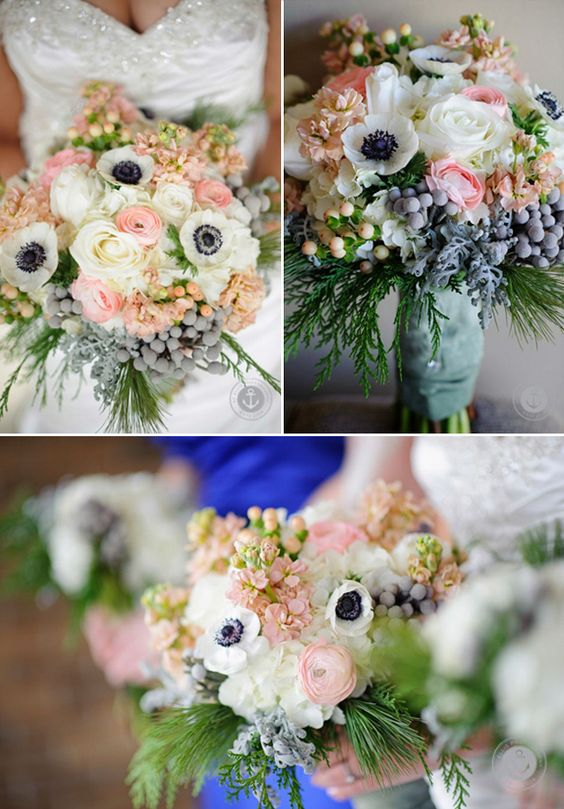 Bouquet Breakdown: Soft Winter Romance!