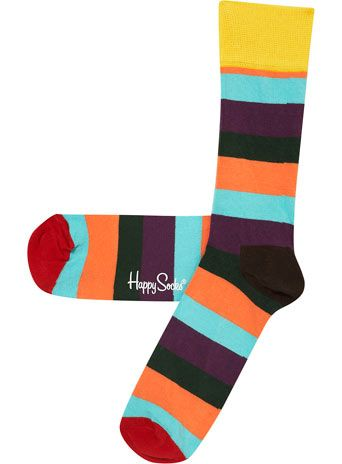 Happy Socks have taken over the Paul Smith sock realm & they are half the price.