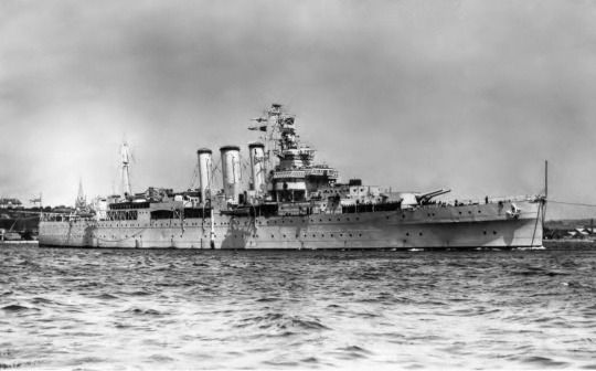 HMS Devonshire was a County-class heavy cruiser of the Royal Navy.