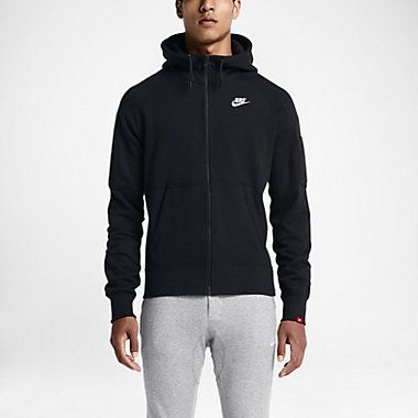 Nike AW77 Intentional Men's Full-Zip Hoodie | jackets | Pinterest ...