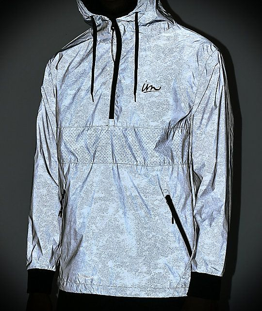 Imperial Motion Helix Reflective Anorak Jacket in 2019