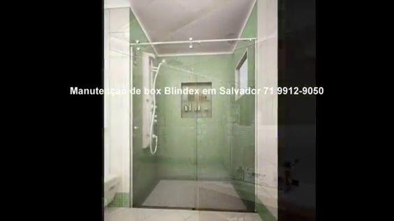 Manutenção de box Blindex em Salvador 71 9912-9050