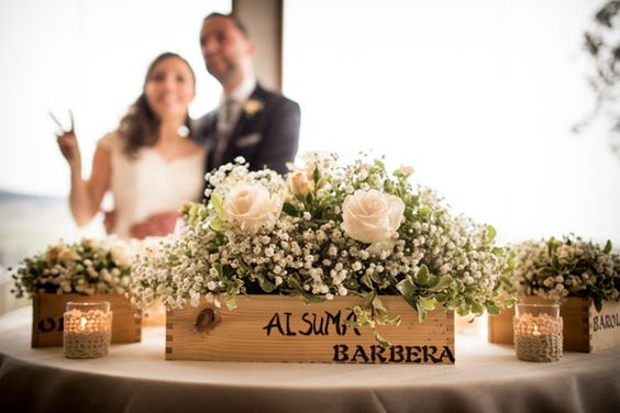 fiori per matrimonio langhe torino