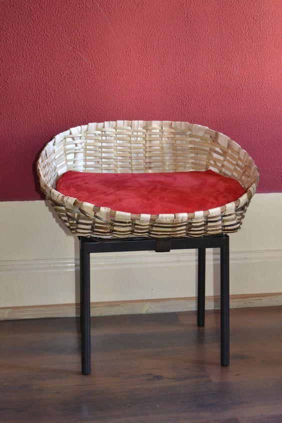A cadeira completa