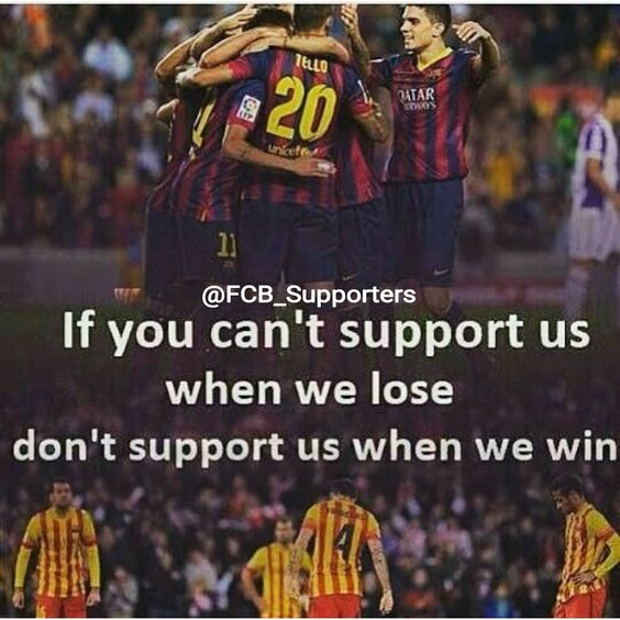 #ViscaBarça #FCBarcelona #FCB_Supporters