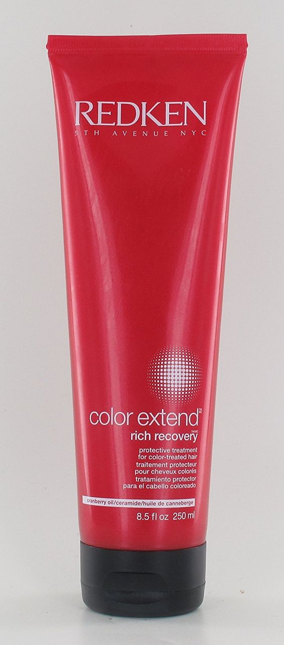 Redken Color Extend Rich Recovery Protective Treatment 8.5oz * Check this awesome product by going to the link at the image.