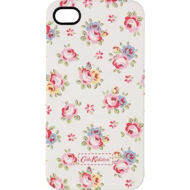 Adorn your iPhone with our pretty Hampton Rose and keep it safe from anything nasty in this hardwearing case. The colourful design will make it easy to spot in your handbag and save you from missing any of those important calls!   This product will fit the iPhone 4 and iPhone 4S only.