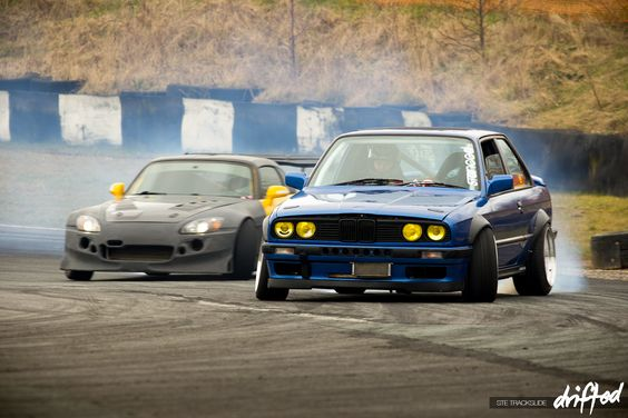 BMW E30 V8 Drift car on Drifted.com #bmw #e30 #v8 #drifting #drifted