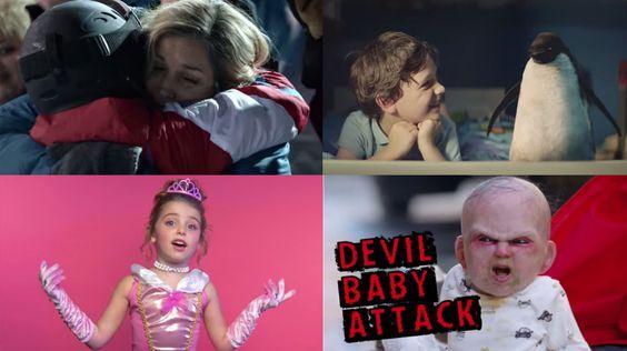 Los 20 anuncios más compartidos de 2014   Tiempo de Publicidad