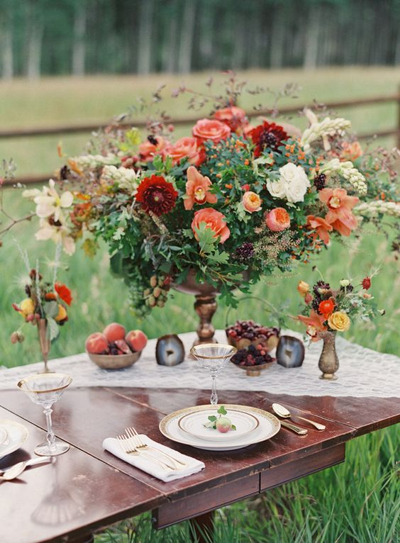 AUTUMN | Lalé Florals: Colorado's Unique Florist for Weddings, Events & Delivery. - Lalé Florals