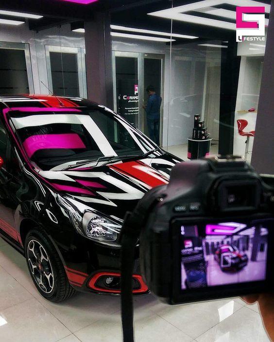 Vipin Paulose Vehicles Car Ceramic Coating