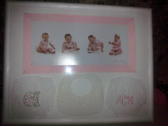 More Pictures I put together for Ansley's room!