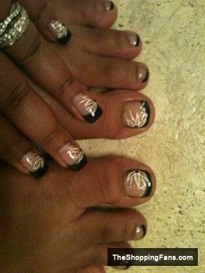 #Nail Art and Design #fashion #style #shopping acrylick nails & toes - Fashion for Women - http://theshoppingfans.com/acrylick-nails-toes