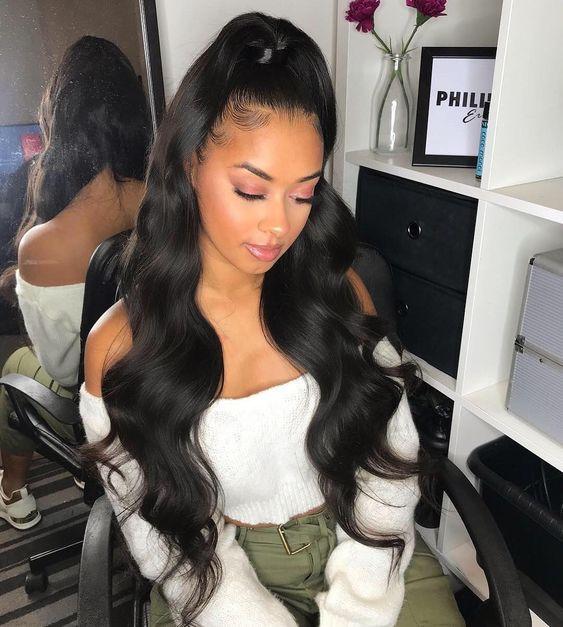 Isee Hair 100 Human Virgin Hair Indian Virgin Hair Body Wave 100 Unprocessed Human Virgin Hair Iseehair Hair Styles Body Wave Weave Hairstyles Hair Waves