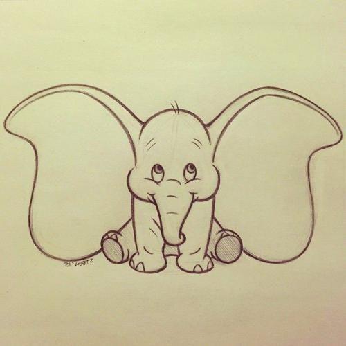Disney Easy Cute Drawings