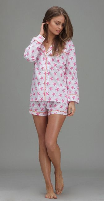 Perfect PJs - Lorient Short Pajama Set