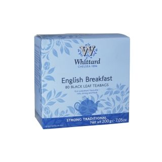English breakfast tea. Add a little milk and sugar and it's perfection.