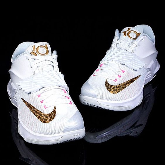Kd Floral Shoes For Sale Kd 7, Aunt and P...