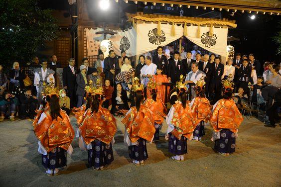 熱海今宮神社 豊栄の舞